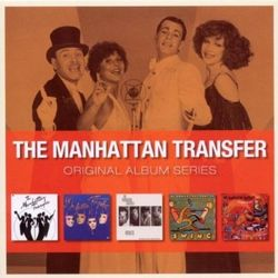 ManhattanTransfer5OriginalAlbums